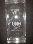 iscanMVP MSP trophy